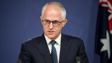 """""""We are very confident and satisfied that the arrangement will continue"""": Prime Minister Malcolm Turnbull."""