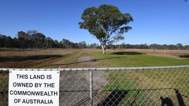 Western Sydney Airport at Badgerys Creek is scheduled to be completed by 2026.