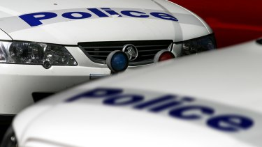 Witnesses to the pharmacy robbery are urged to contact Crimestoppers.