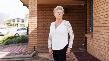 Anna Balzamo has raised money through a reverse mortgage on her home in Chipping Norton in Sydney.
