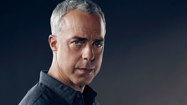 Titus Welliver as Harry Bosch.