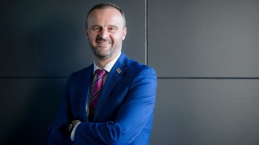 ACT Chief Minister Andrew Barr says the first citizen jury will look at reforming the compulsory third party insurance scheme.