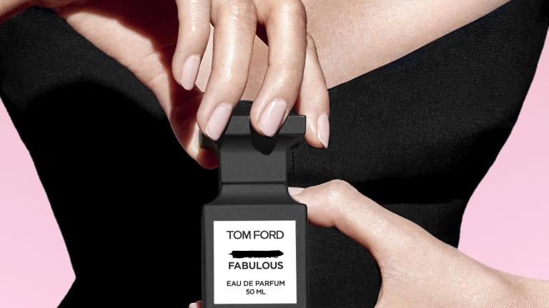 Tom Ford's saucy Fucking Fabulous fragrance