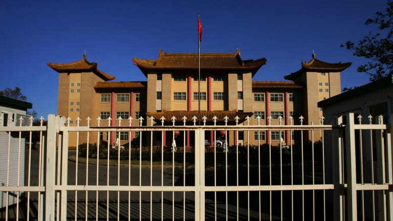 """The Chinese embassy in Australia encourages students to be """"actively involved"""" in all activities organised by the Chinese Students & Scholars Association."""
