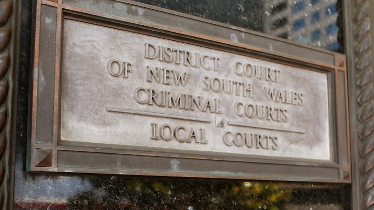 Downing Centre District Court, Sydney.