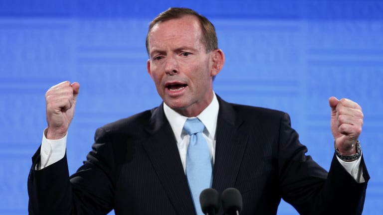 Former prime minister Tony Abbott has led a push for reform of the NSW Liberal Party.