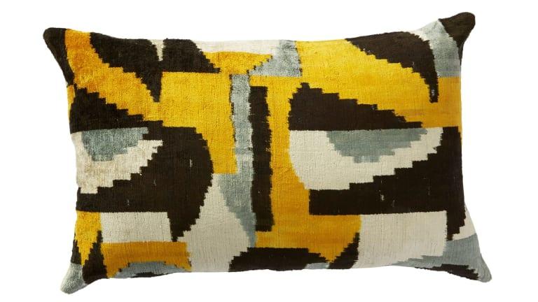 Cultiver cushion, $170.