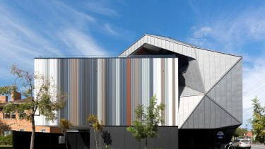 The Justin Art House Museum is not a white cube that recedes in favour of the artworks within it.
