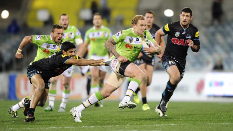 The NRL has signed a record $1.8bn broadcast rights deal with Fox Sports, Nine Entertainment Co and Telstra