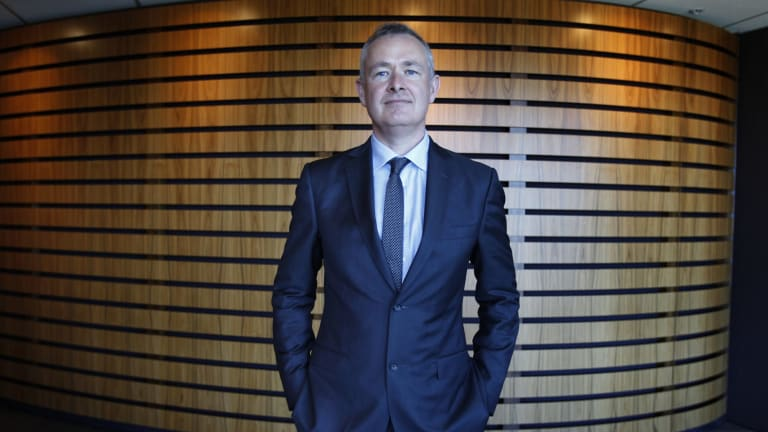 John Lydon, who leads McKinsey in Australia and New Zealand. The elite firm, known by some as the Harvard of consulting, came top.