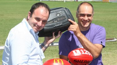 Crocmedia now oversees programming and match-day calling agreements with all AFL broadcasters.