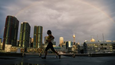 Skilled migrants tend to flock to Sydney and Melbourne.