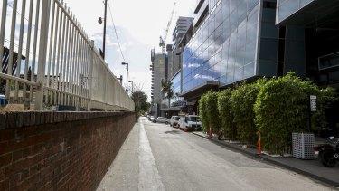 Yarra Street in 2015