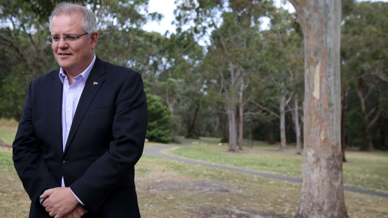 Federal Treasurer Scott Morrison has vowed to speak up in defence of Christianity in 2018.