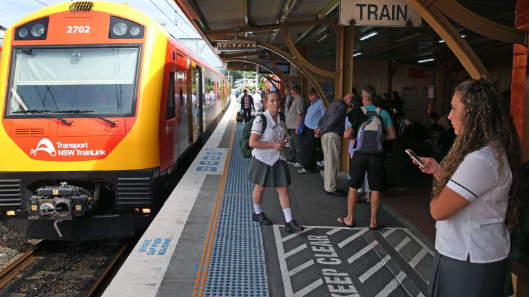 The dismantling of the Newcastle train is shaping up as the biggest issue for the electorate ahead of the election.