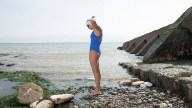 Chloe McCardel has been inducted into the International Marathon Swimming Hall of Fame.