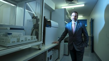 Correct call: Minister for Racing Martin Pakula has welcomed the Melbourne Racing Club decision to restage last week's meeting.
