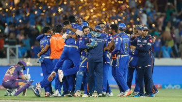 Hot commodity: The Indian Premier League had 14 bidders for its rights.