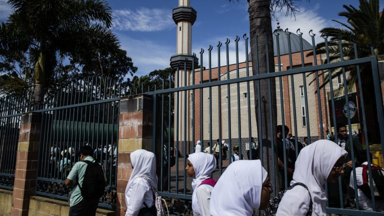 Malek Fahd Islamic School in Greenacre, controlled by AFIC, has lost federal funding due to AFIC's financial mismanagement.