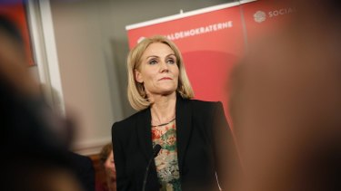 Danish Prime Minister and head of the Social Democrats, Helle Thorning-Schmidt, announced  on Friday she would step down after conceding defeat.