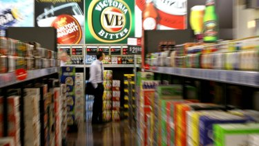 Australia's safe-drinking guidelines are being reviewed.