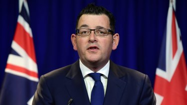 Victorian Premier Daniel Andrews says workers need protection under China FTA.