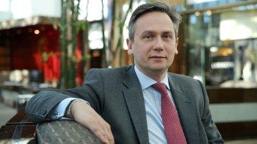 Rio Tinto chief executive officer of copper and coal Jean Sebastien Jacques.