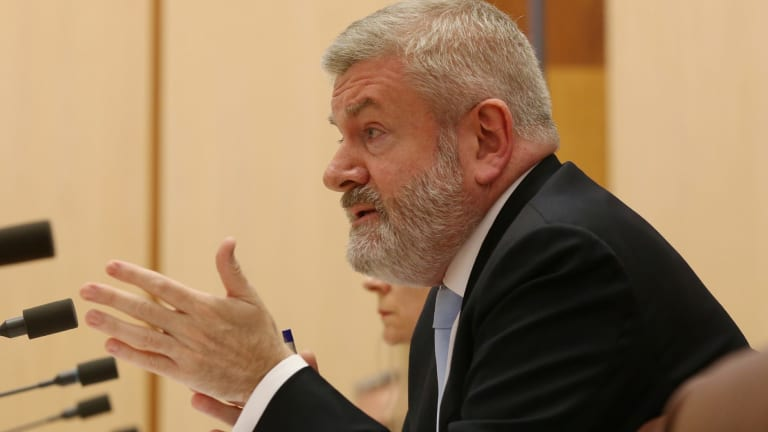 Communications Minister Senator Mitch Fifield said the move would help the broadcasters that are under competitive pressure from technology and online streaming services..