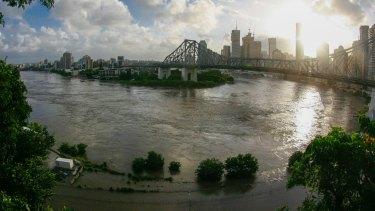 2011 Brisbane flood
