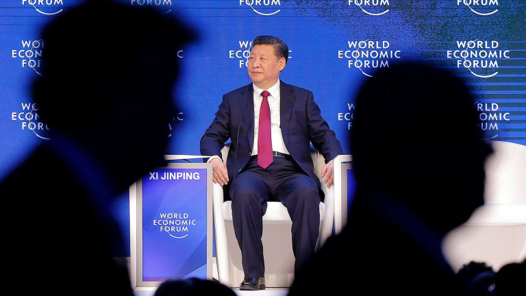 Just before President Xi Jinping spoke in Davos, China's State Council announced it would be relaxing foreign investment restrictions.