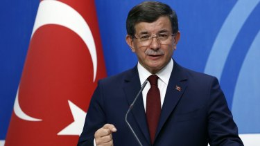 Turkish Prime Minister Ahmet Davutoglu resigned last week after falling out with the President.