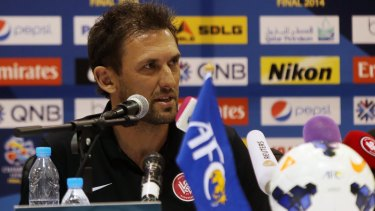 Wanderers coach Tony Popovic reiterated his respect for the Saudi giants, but was shown almost no regard for his counterpart.