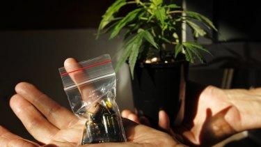 Medicinal marijuana will be grown on Christmas Island.