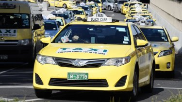 Government may let taxi companies set own fares