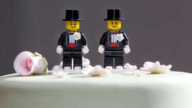 Same-sex marriage is on the parliamentary agenda again.