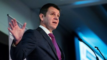 """This group is one of the most vulnerable in our society"": Mike Baird."
