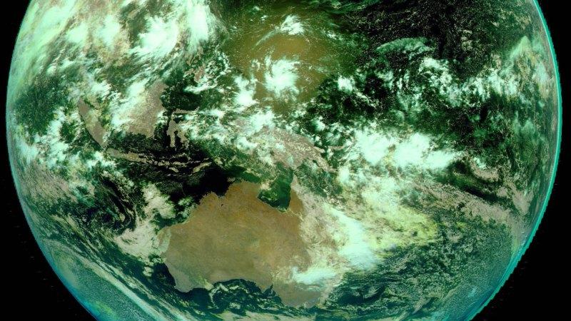 nasa scientist climate change - 800×450