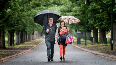 Glenn Peters, Lucy Battersby and their daughter Martha live in East Melbourne, a short walk or ride to the CBD.