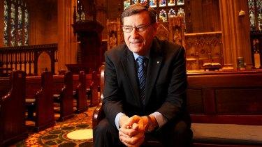 Archbishop Glenn Davies