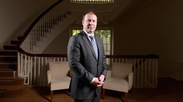 Minister for Resources Josh Frydenberg.