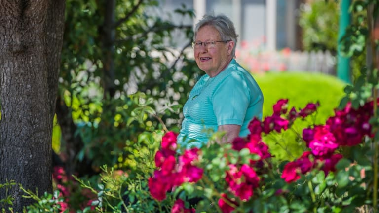 Pam Graudenz, resident of a retirement village and vice president and village liaison officer from the Retirement Villages Residents Association in the ACT, says people often don't understand what they're getting into.