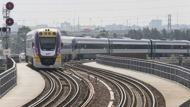 A V/Line commissioned report by Monash University recommends tougher train wheels and better lubrication of rail tracks to prevent wheel wear.