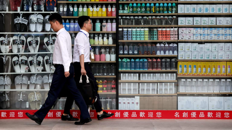 China's burgeoning consumer class offers opportunities.