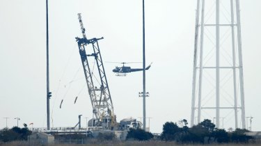 In US, search for answers after Antares space rocket explosion