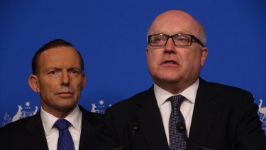 George Brandis will be expected to respond to the recommendations soon.
