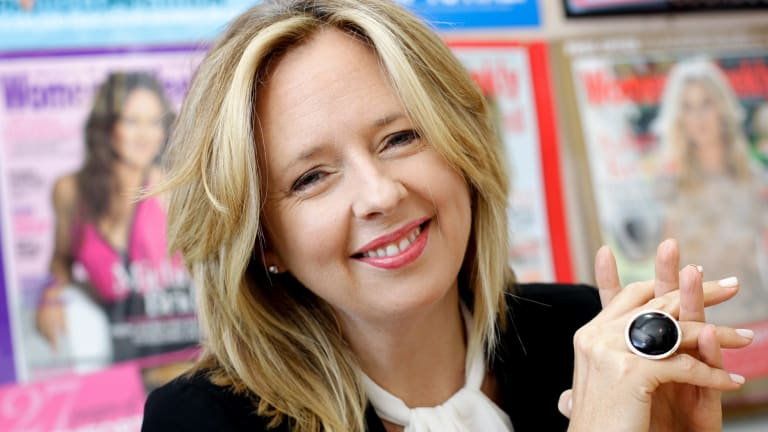 Departed Women's Weekly editor-in-chief Helen McCabe.