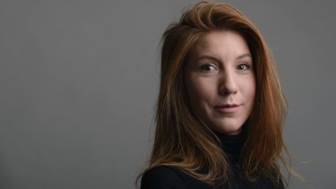 Swedish journalist Kim Wall, whose mutilated body was found in the ocean.