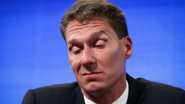 "Cory Bernardi moved the recent Racial Discrimination Act Amendment bill to omit the words ""offend and insult""."
