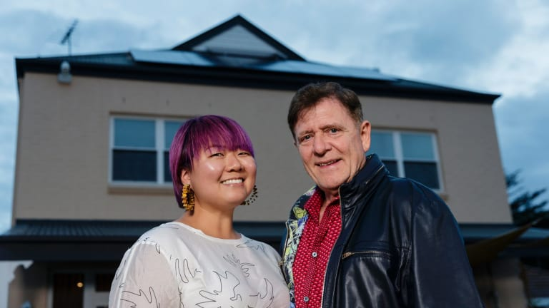 Gary and Beancaa Stanley have made huge savings on their electricity bills by installing solar panels and batteries.