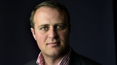 Australian Human Rights Commissioner Tim Wilson.